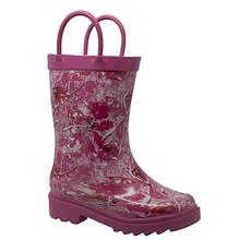 Case IH Camo Rubber Boot (Girls' Toddler-Youth)