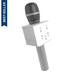 Sharper Image Karaoke Mic/Speaker