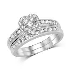 Bridal Diamond Ring .5 ct. tw.