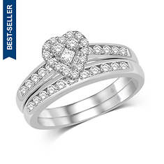 Bridal Diamond Ring .5 ct. tw.