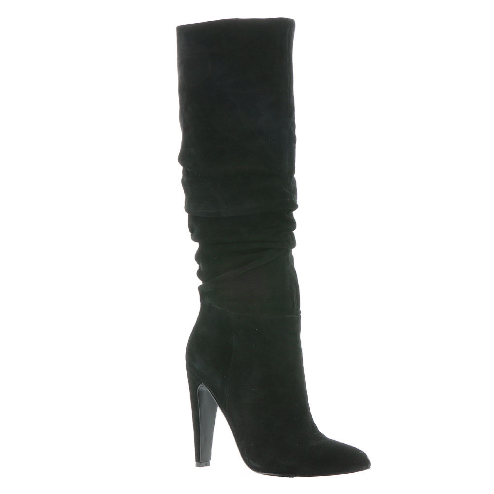 Retro Boots, Granny Boots, 70s Boots Steve Madden Carrie Womens Black Boot 11 M $84.99 AT vintagedancer.com