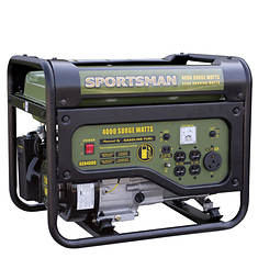 Sportsman 4000-Watt Gas Generator