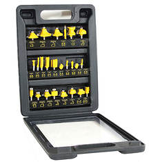 Pro-Series 24-Piece Router Bit Set