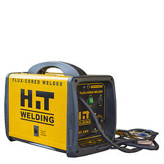 125 Amp Flux-Cored 120V Welder