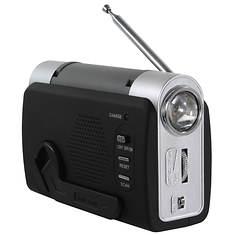 Sportsman Hand-Crank Emergency Radio