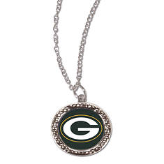 NFL Team Charm Necklace by WinCraft