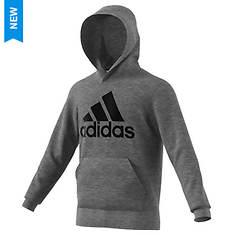 adidas Men's Essentials Linear Pullover Hoodie