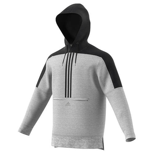 adidas Men's Sport ID Cotton Pullover Hoodie