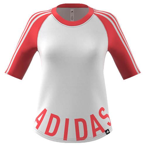 adidas Women's Baseball Hack T-Shirt