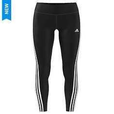 adidas Women's D2M RR 3-Stripe Long Pant