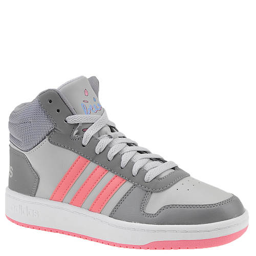 adidas Hoops Mid 2 K (Girls' Toddler-Youth)