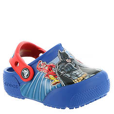 Crocs™ CrocsFunLab Justice League Lights Clog (Boys' Toddler-Youth)