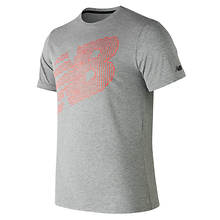 New Balance Men's NB Heathertech Tee