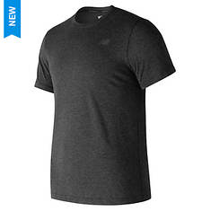 New Balance Men's Heather Tech Short Sleeve Tee