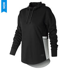 New Balance Women's NB Athletics Pullover Jacket