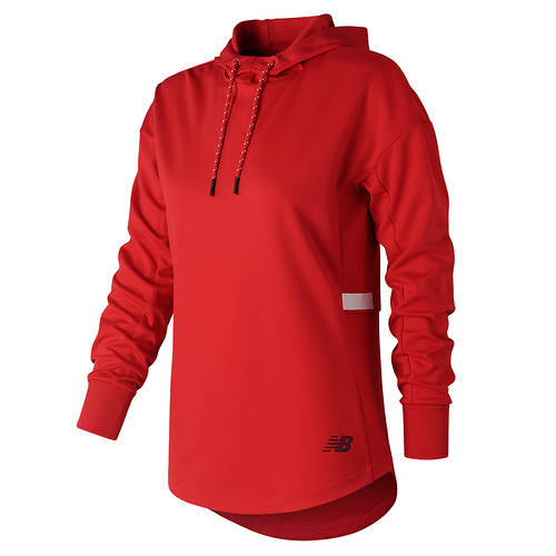 New Balance Women's NB Athletics Pullover Jacket