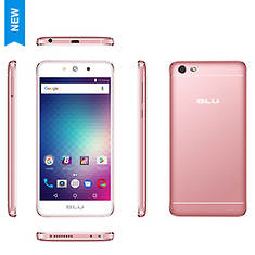 BLU Grand M Unlocked Cell Phone