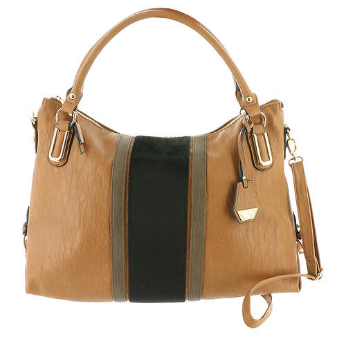 Jessica Simpson Camille Patch Tote Bag