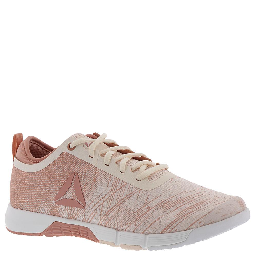 3461cbcff01808 Reebok Women s Grace TR 2.0 Sneaker Pale Chalk Pink white silver 8 M ...