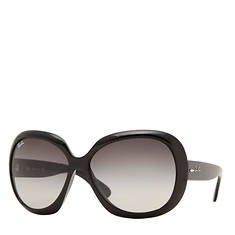 Ray-Ban Jackie Ohh II Black/Grey Sunglasses