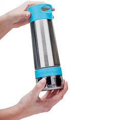 Zing Anything Aquazinger Flavored Water Bottle