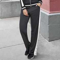 Varsity Striped Track Pant