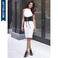 Corset Belt Dress