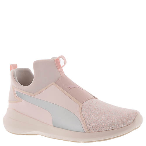 PUMA Rebel Mid Fashion Knit Jr (Girls' Youth)
