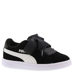 PUMA Puma Smash v2 Ribbon AC INF (Girls' Infant-Toddler)