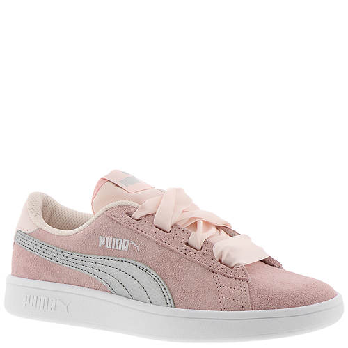 PUMA Puma Smash v2 Ribbon Jr (Girls' Youth)
