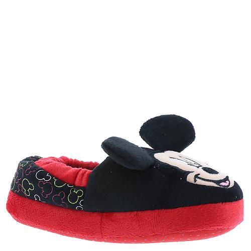 Disney Mickey Mouse Slipper MMF240 (Boys' Toddler)