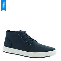 Timberland Davis Square Canvas/Leather Chukka (Men's)