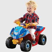 Power Wheels® PAW Patrol Lil' Quad Ride-On™