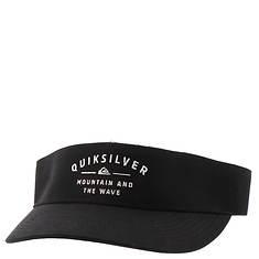 Quiksilver Men's Eclipser Visor Hat