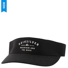 Quiksilver Men's Eclipser Visor Hat