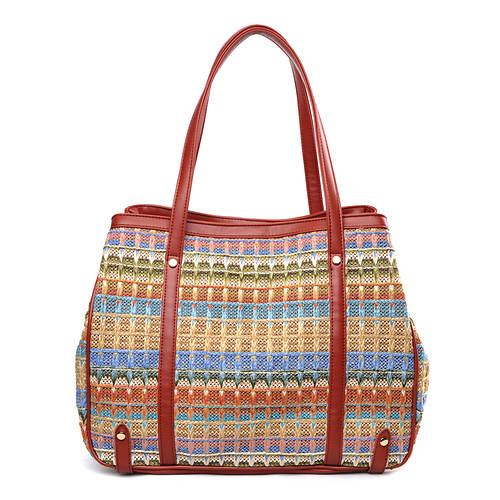 Urban Expressions Journey Tote Bag