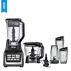 Ninja Nutri 13-Piece Blender System with Auto-iQ