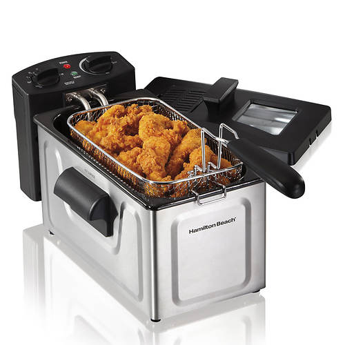 Hamilton Beach 8-Cup Deep Fryer