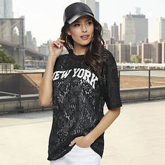 New York Lace Tee