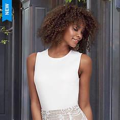 Lace-Back Bodysuit