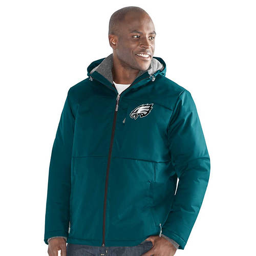NFL Hooded Polyfill Jacket