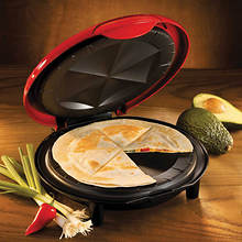 Nostalgia Electric Quesadilla Maker