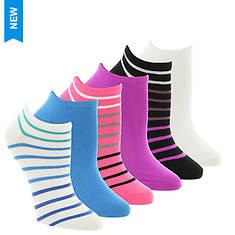 Steve Madden Women's SM36060A 6PK Low Cut Socks