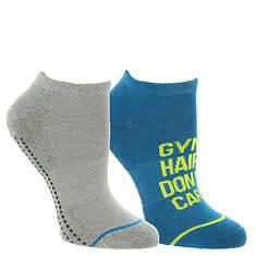 Steve Madden Women's SM36062A 2PK Yoga Socks