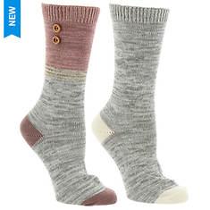 Steve Madden Women's SM37508A 2PK Boot Socks
