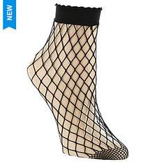 Steve Madden Women's SM37497A 1PK Fishnet Anklet