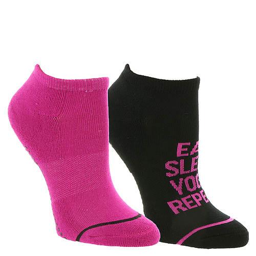 Steve Madden Women's SM36061A 2PK Yoga Socks