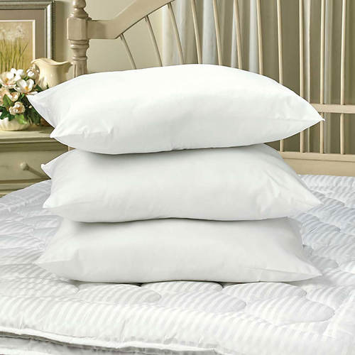 Buy a Pair; Get a Spare- Bed Pillows