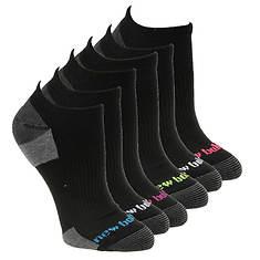 New Balance Women's N826-6 No Show 6-Pack Socks