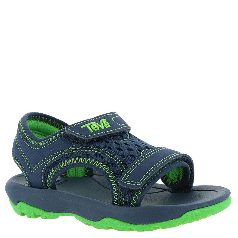 634884a27683 Teva Unisex Infant Psyclone XLT Walking Sandal 6 M Navy Mesh